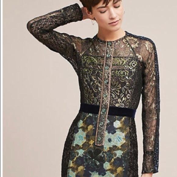 170305544e8 Dresses   Skirts - Byron Lars Serena Column dress size 4